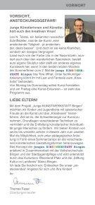 junge KunstwerKstatt Bingen - VHS Bingen - Seite 3