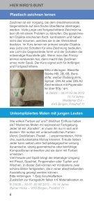 junge KunstwerKstatt Bingen - VHS Bingen - Seite 6