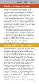 junge KunstwerKstatt Bingen - VHS Bingen - Seite 7