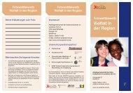 Vielfalt in der Region - VHS Landkreis Hof