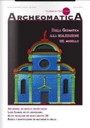 2012 Archeomatica - Università IUAV di Venezia