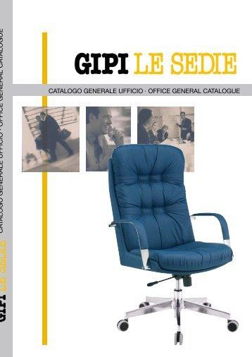 brochure sedie per ufficio
