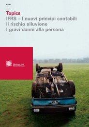 Topics 2/2004 - Autorità di Bacino del Fiume Arno