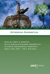 Studio efficienza energetica - ANCE Catania