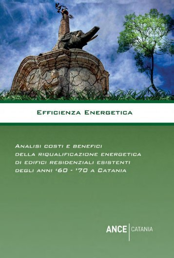 Studio efficienza energetica - ANCE Catania