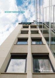Geschäftsbericht 2008 - VGF