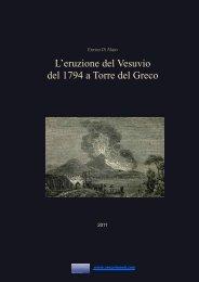 02 Enrico Di Maio- L'eruzione del Vesuvio del 1794 a ... - Vesuvioweb