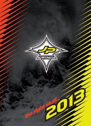 JP catalog 2013 - JP-Australia