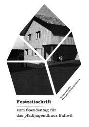 Das Programm - Neue Luzerner Zeitung
