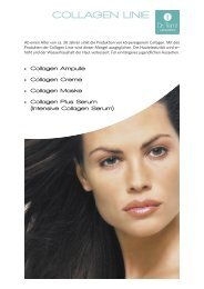 COLLAGEN LINIE - vhv beauty group