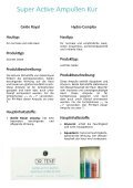 Ampulle & Maske - vhv beauty group - Seite 6