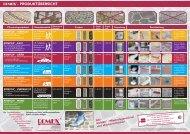 2006-11-16 Produktübersicht - MHI NATURSTEIN ...