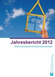 Online-Version: Jahresbericht 2012 - Kirche & Diakonie Lüneburg