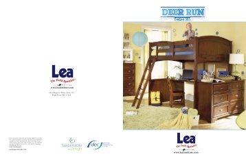 View Digital Catalog - Lea Furniture