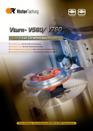 pdf katalog - Victor GmbH