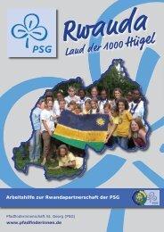 Arbeitshilfe Rwanda - PSG