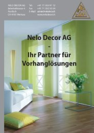Nelo Decor AG