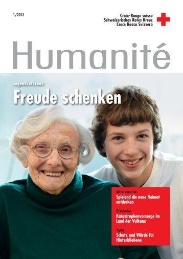 Nr. 1/2012 - Magazin Humanité