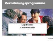 Verzahnungsprogramm - Netzwerk-CM Schweiz