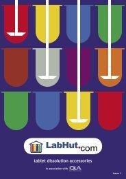 Dissolution Accessories Brochure - Labhut