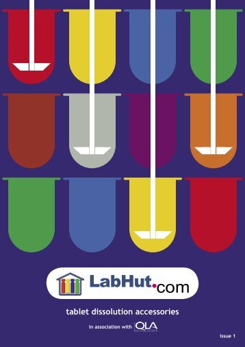 Dissolution Accessories Brochure - Labhut