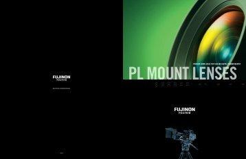PL Mount - Fujinon