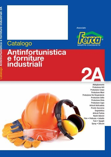 Catalogo Antinfortunistica - GUERIN SAS