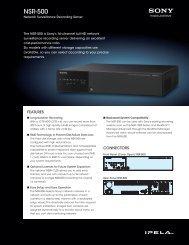 NSR-500 - Videor