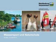 Vortrag - Landesamt für Umwelt, Naturschutz und Geologie ...