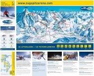 Ski-Info Tarife/Prices Winter 2011/2012 - Zugspitze