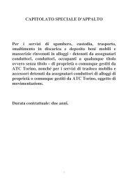 A6_g95_SERVIZIO SGOMBERI E ... - ATC Torino
