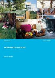 Abitare precario in Toscana - Rapporto 2009-2010 [Pdf - 2 ... - Cesvot