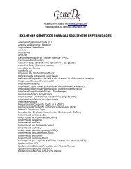 Bajar PDF - Estudios Geneticos
