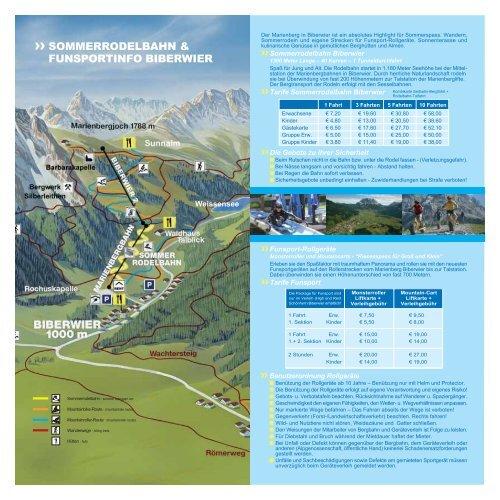 FUNSPOR T ›› - Bergbahnen Langes Lermoos Biberwier