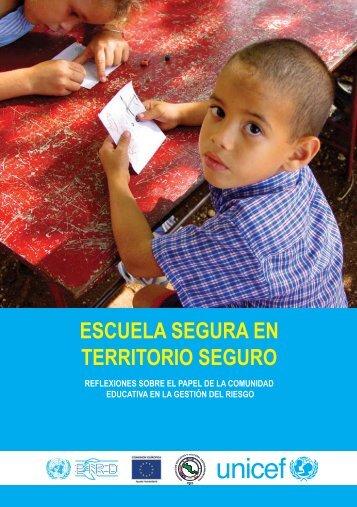 ESCUELA SEGURA EN TERRITORIO SEGURO