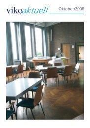 Ausgabe Oktober 2008 - Viktoriaschule Darmstadt