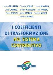 I coefficienti di trasformazione nel sistema contributivo - Uil