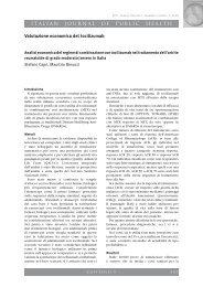 4.26 MB - Italian Journal of Public Health