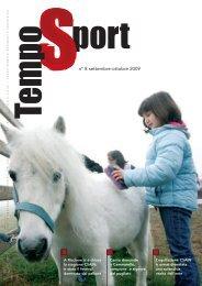 Tempo Sport n° 8 settembre/ottobre 09 - CSAIn