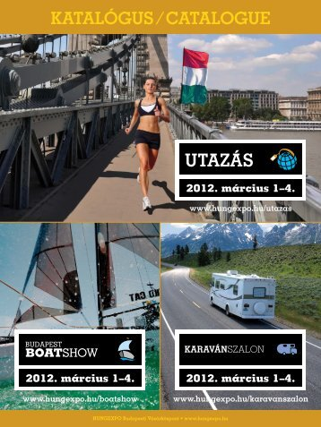 2012. március 1–4. 2012. március 1–4. 2012. március 1 ... - Hungexpo