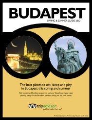 Tripadvisor Budapest Guide - Buda Castle Fashion Hotel