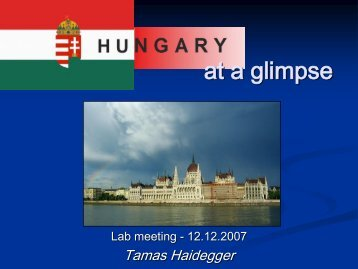 Top 10 facts about Hungary