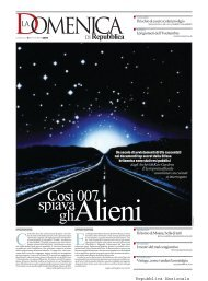 Alieni - La Repubblica
