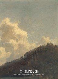 201 - Kunst des 19. Jahrhunderts - Villa Grisebach