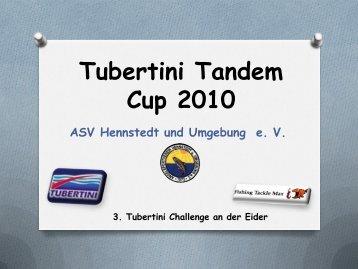 Tubertini Tandem Cup 2010 - MatchAngler