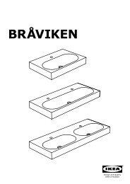 BRÅVIKEN - Ikea