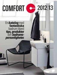 Ladda ned Comfort Katalogen (PDF, 21MB)