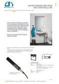 LYFTAUTOMATIK FÖR TVÄTTSTÄLL 600 - Athena Nordic AB - Page 5