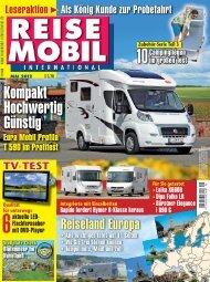 Reisemobil International 5/2012