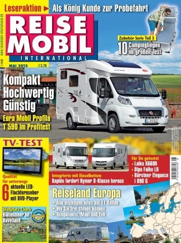 Reisemobil International 5/2012